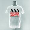 fattilamaglietta_t-shirt_adottami_fronte